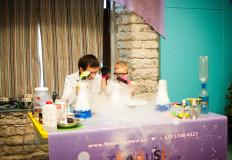 keemia katsed Nipi Mängumaal